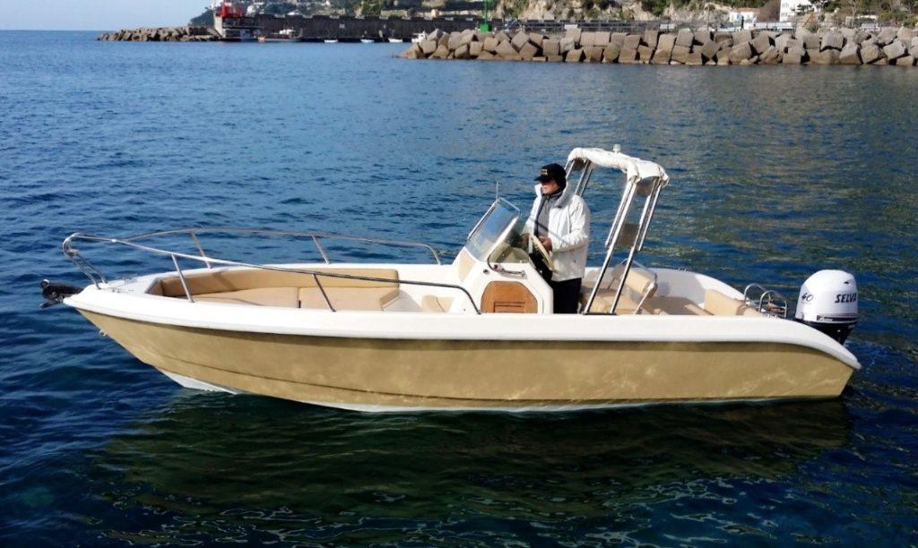 Private boat tour Amalfi Coast - Lemon in the Air Apartment