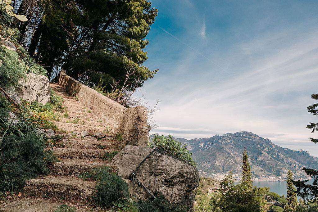 Trekking sur la Cote Amalfitaine
