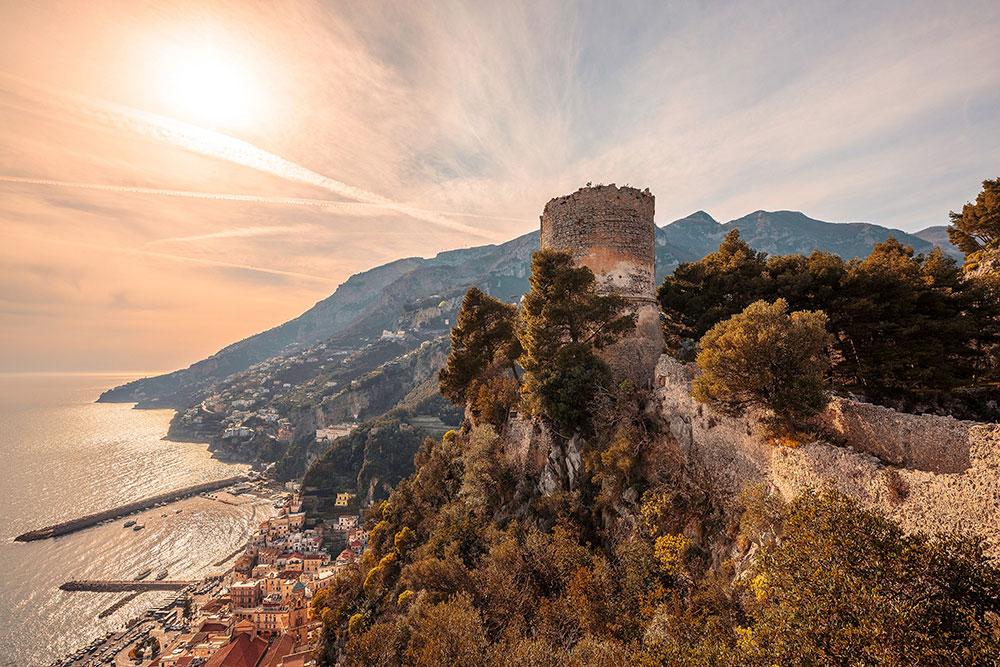 Torre dello Ziro, Pontone